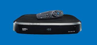 HD DSTV EXPLORA FULL INSTALLATION